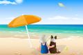 Zaščita otrok pred sončnimi žarki