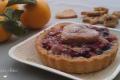 Zdravi domači kamutovi piškoti in sadne pite